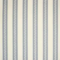 Feather Stripe Fabric - Blue