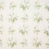 Constance Fabric - Grey/Green