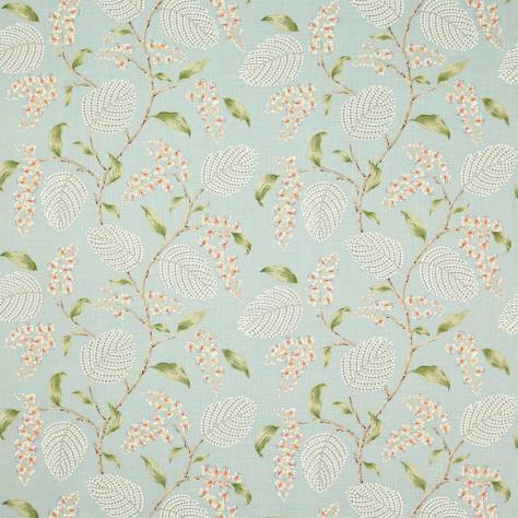 Colefax & Fowler  Eloise Fabrics Atwood Fabric - Old Blue - F4607/03 - Image 1