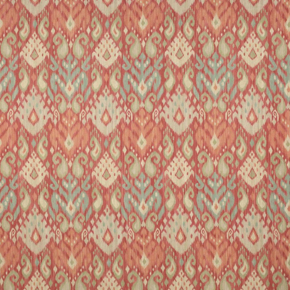 Melior Fabric Red F4647 02 Colefax Amp Fowler Oriana