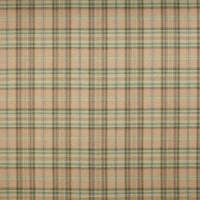 Hutton Plaid Fabric - Salmon