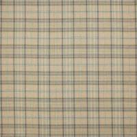 Hutton Plaid Fabric - Sand