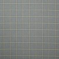 Fen Plaid Fabric - Aqua