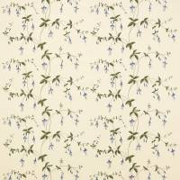Viviers Fabric - Blue / Green