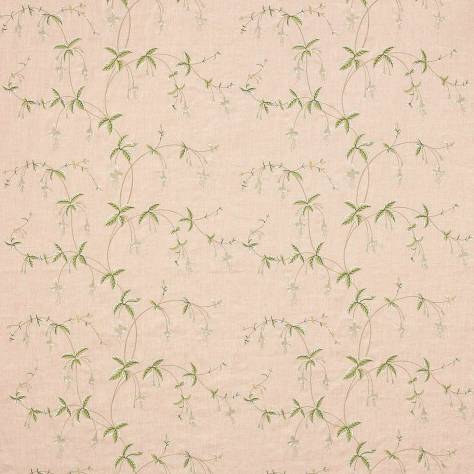 Colefax & Fowler  Leonora Fabrics Viviers Fabric - Old Pink - F4653-03