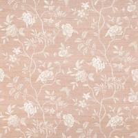 Swedish Tree Fabric - Old Pink