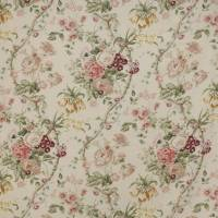 Monmouth Fabric - Pink / Green
