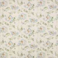 Meriden Fabric - Blue / Green