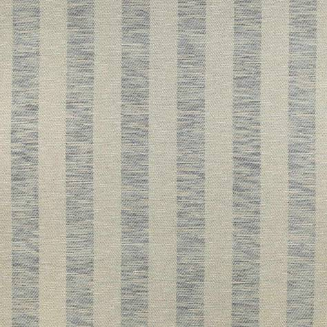 Colefax & Fowler  Irving Fabrics Kenyon Stripe Fabric - Blue - F4688-01