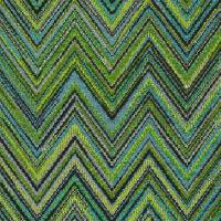 Zigzag Fabric - Sea Grass