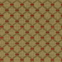 Agra Fabric - Apple Red