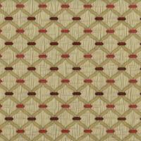 Agra Fabric - Cranberry