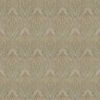 Empress Fabric - Flaxen Gold