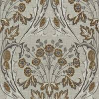 Bouquet Fabric - Claystone