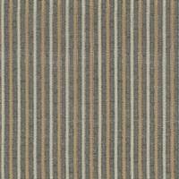 Pinstripe Fabric - Gold Dust