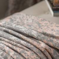 Lupinus Fabric - Frosted Peach