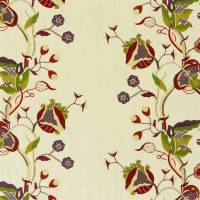 Ashdown Embroidery Fabric - Cobblestone