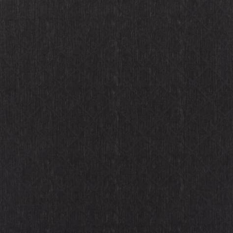 Ralph Lauren Signature Black Palms Fabrics Baobab Weave Fabric - Black - FRL5029/02 - Image 1