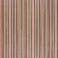 Virginie Ticking Fabric - Antique Red