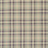 Back Bay Plaid Fabric - Slate