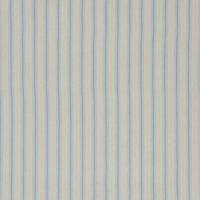 Hither Stripe Fabric - Denim