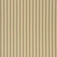 Hither Stripe Fabric - Cinnabar