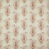 Stepping Stone Paisley Fabric - Mineral