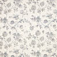 Pillar Point Floral Fabric - Dew