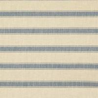 Frenchmans Creek Dhurrie Fabric - Denim