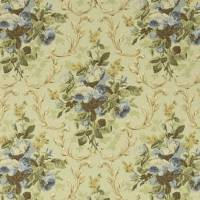 Cottage Rose Floral Fabric - Tea Rose