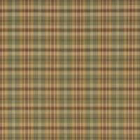 Ennis Plaid Fabric - Olive