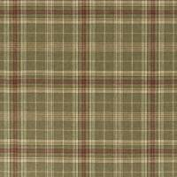 Hardwick Plaid Fabric - Woodland