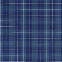 Palm Harbour Plaid Fabric - Blue