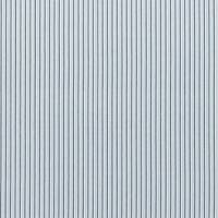 Corniche Ticking Fabric - Chambray