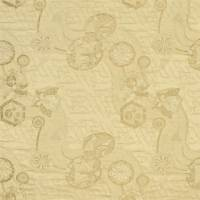 Otani Damask Fabric - Tea Ceremony