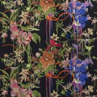 Orchids Fantasia Craft Fabric - Crepuscule