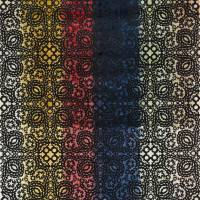 Paseo Sunset Fabric - Arlequin
