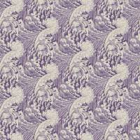 The Wave Fabric - Mauve
