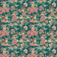 Japanese Garden Fabric - Blosson