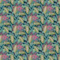 Les Fauves Fabric - Cerulean