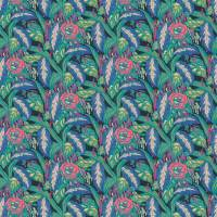 Les Fauves Fabric - Peacock