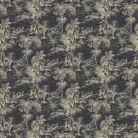 Heat of the Night Fabric - Slate