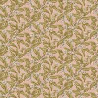Loseley Velvet Fabric - Peach