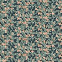 Loseley Velvet Fabric - Lagoon