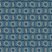 Casper Fabric - Navy