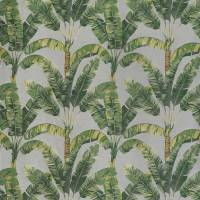 Palmaria Fabric - Forest / Lime