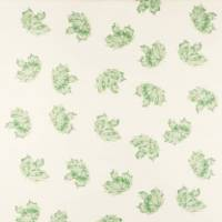 Sycamore Sheer Fabric - Leaf Green