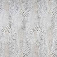 Caracal Fabric - White
