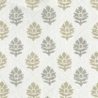 Camille Fabric - Grey / Beige