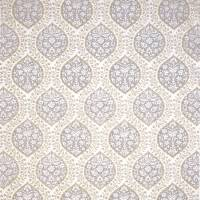 Marguerite Fabric - Dove / Grey